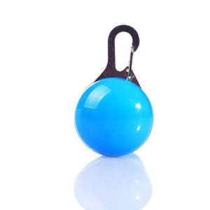 Vsepropejska LED svítící přívěšek pro psa Barva: Modrá