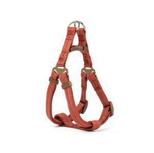 Hook kšíry pro psa s vodítkem   28 – 60 cm Barva: Hnědá, Obvod hrudníku: 32 - 46 cm