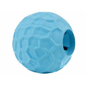 Vsepropejska Dainty míček na pamlsky pro psa Barva: Modrá