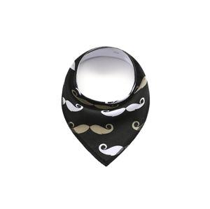 Vsepropejska Rendez černý šátek pro psa