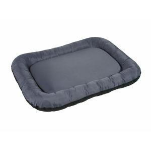 I love pets Excellent šedá matrace pro psa s lemem Rozměr: 97 x 76 cm
