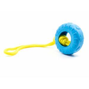 Vsepropejska Nysa přetahovadlo pro psy | 36 cm Barva: Modrá