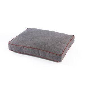 Vsepropejska Tender šedá matrace pro psa na ZIP Rozměr: 100 x 80 cm
