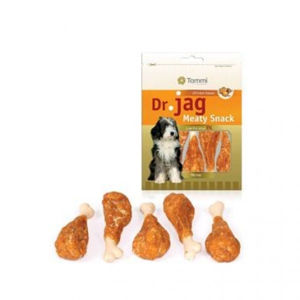 Dr. Jag Meaty Snack - Chicken legs, 70 g