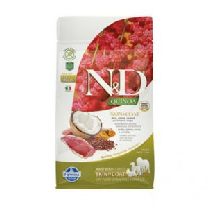N&D Grain Free Quinoa Skin&Coat Duck & Coconut 800 g