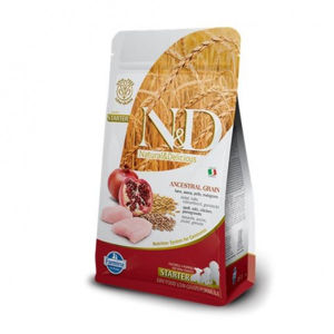 N&D Low Grain Puppy Starter Chicken & Pomegranate 800 g