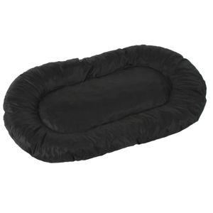 I love pets Ross černá oválná matrace pro psa Rozměr: 100 x 55 cm