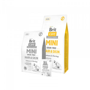 Brit Care Mini Grain Free Hair & Skin 7 kg